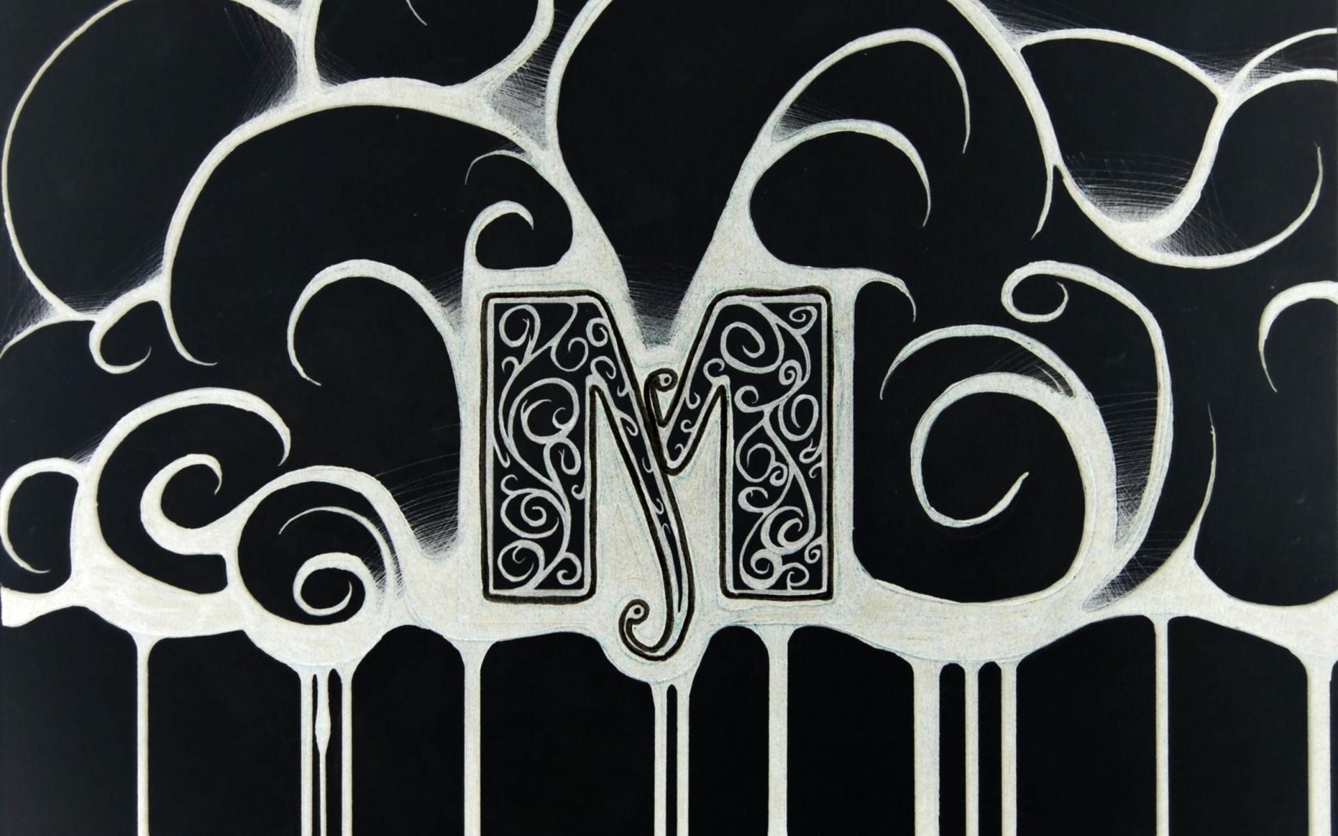 Letter m wallpapers wallpapersafari - M letter wallpapers mobile ...