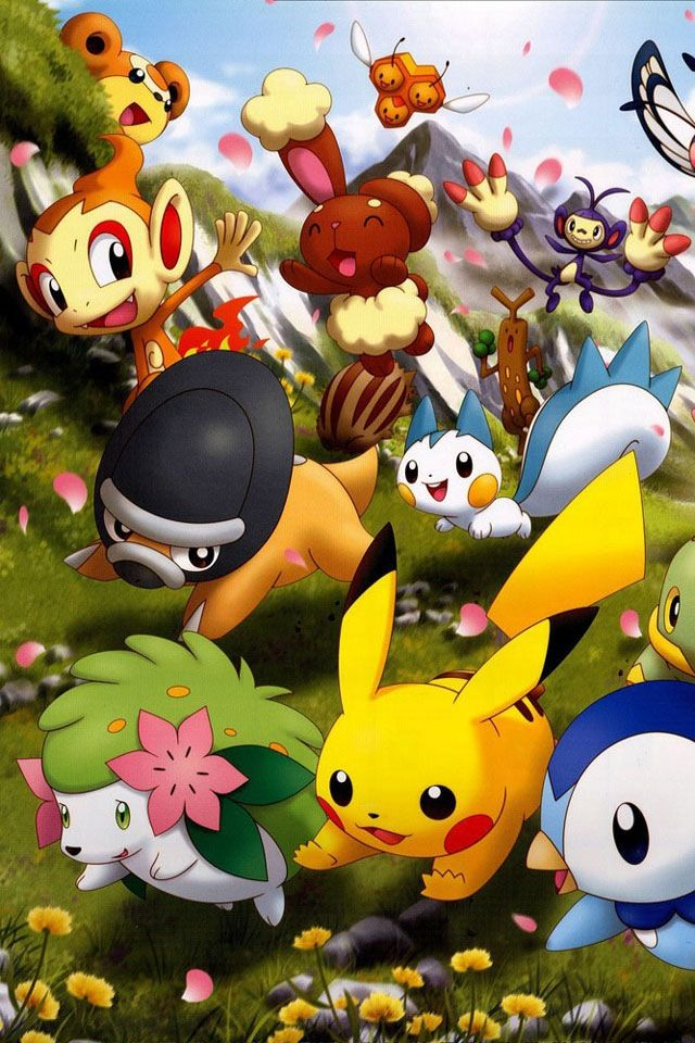 Pokemon Artwork Wallpaper Favorite characters Pinterest 640x960