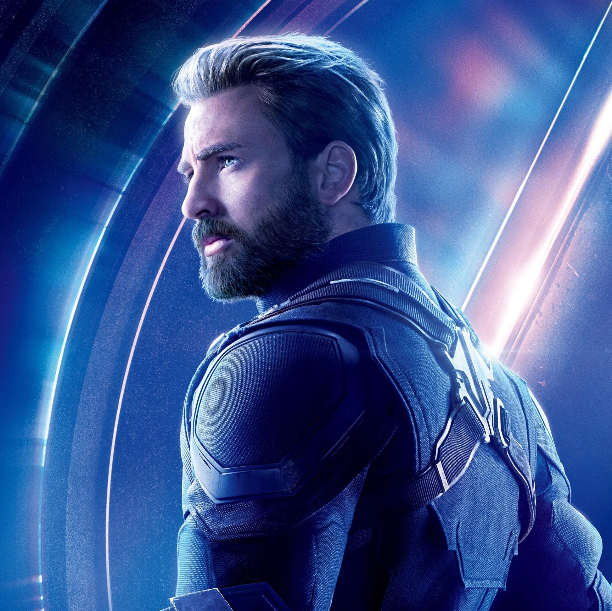 Download 1945x1943 Avengers Infinity War Captain America 1945x1943