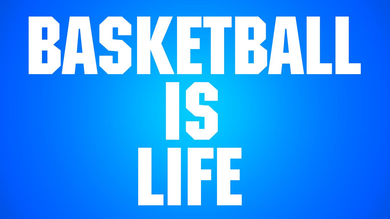 Ball Is Life Wallpaper Basketball Wal