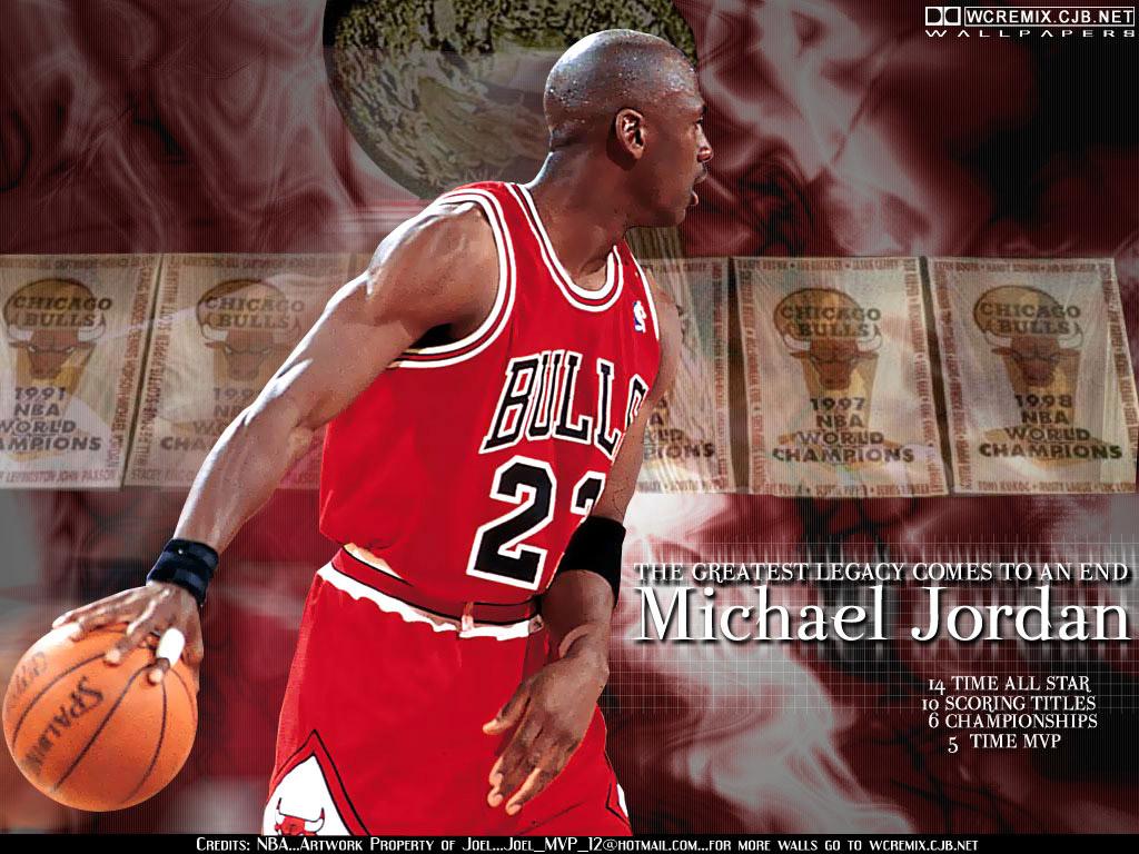 Michael Jordan Wallpapers Nba Wallpapers 1024x768