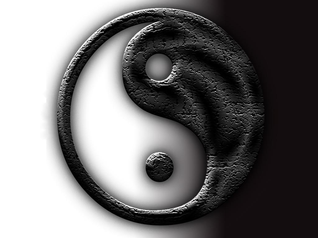 Ying Yang Wallpaper | Ying Yang Desktop Background