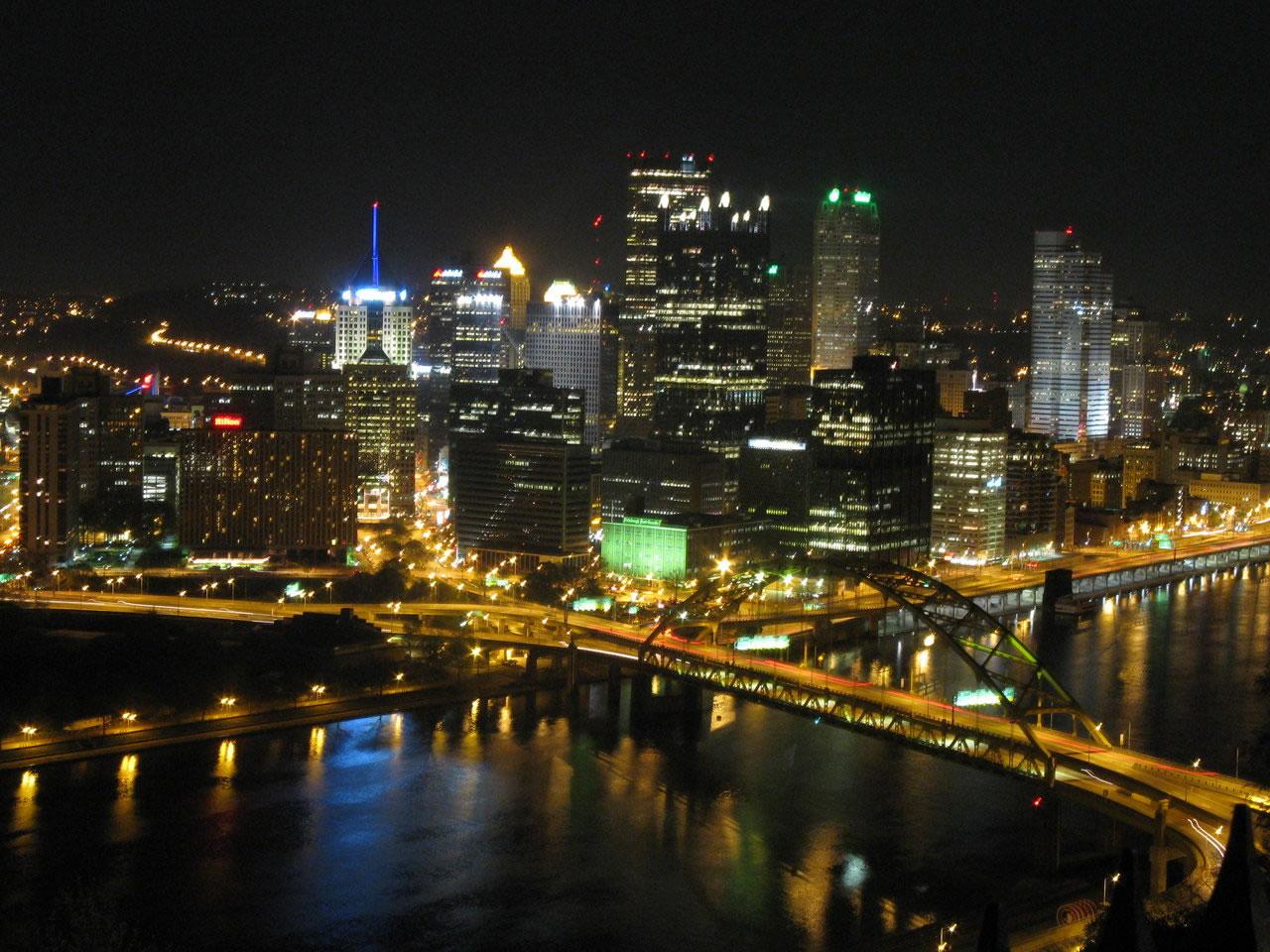 Windows Vista Wallpaper Pittsburgh Wallpaper 1280x960