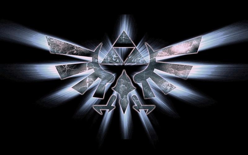 of Zeldatriforce triforce the legend of zelda 1440x900 wallpaper 800x500