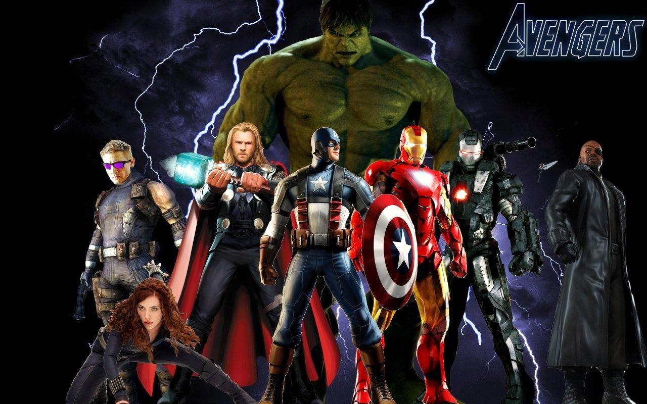 The Avengers   The Avengers Wallpaper 30722176 1280x800