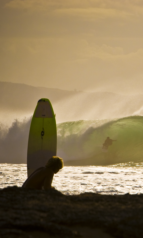 Surfing HD Live Wallpapers Live wallpapers HD for Android 480x800