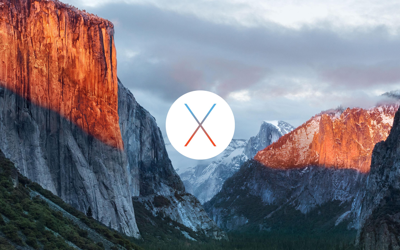 Official OS X El Capitan wallpaper for iPhone iPad desktop 2880x1800