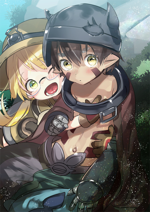 Made in Abyss   Zerochan Anime Image Board 500x707