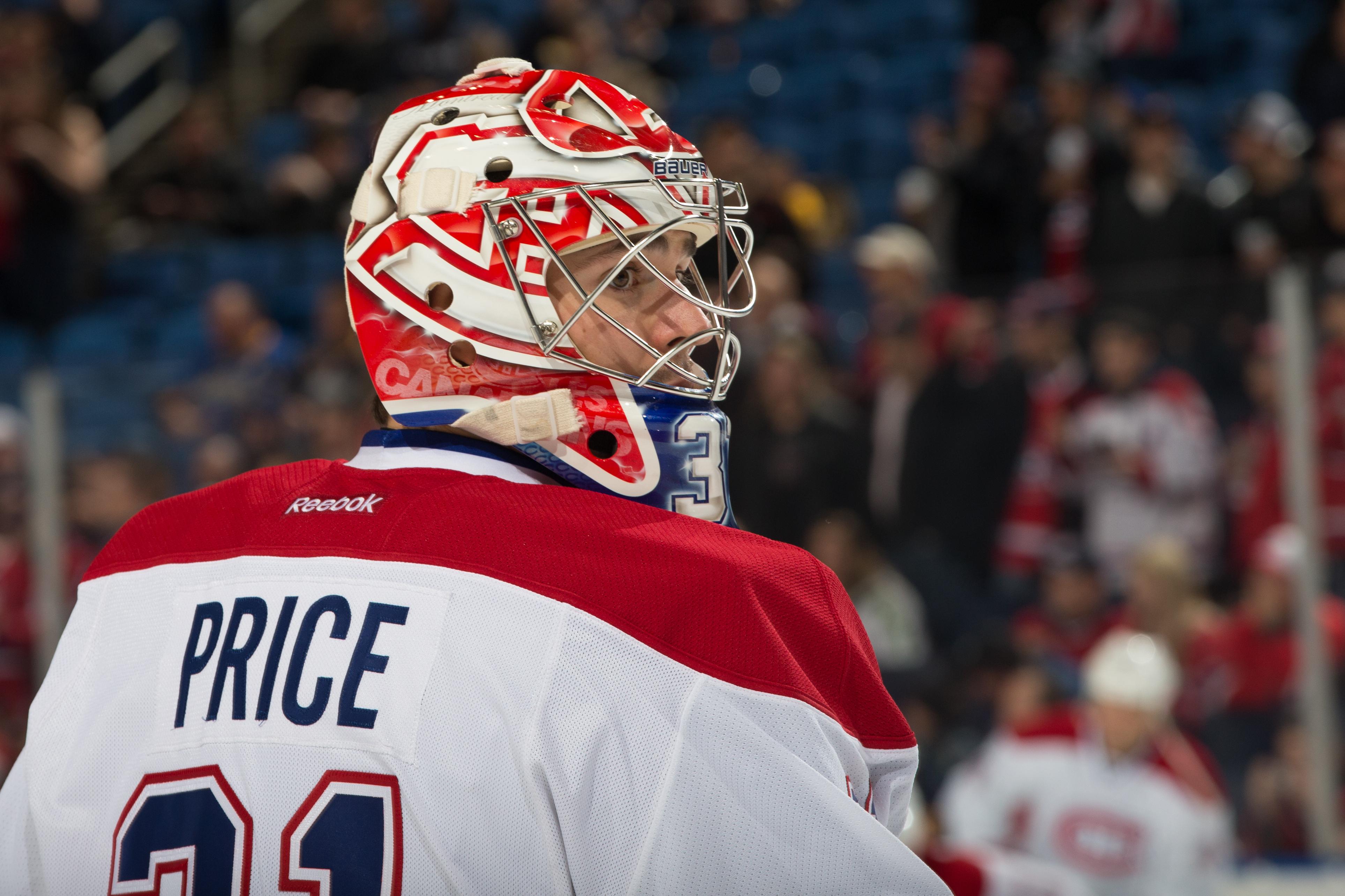 Top 15   Carey Price  13   Montral Canadiens   Top 15 3854x2569