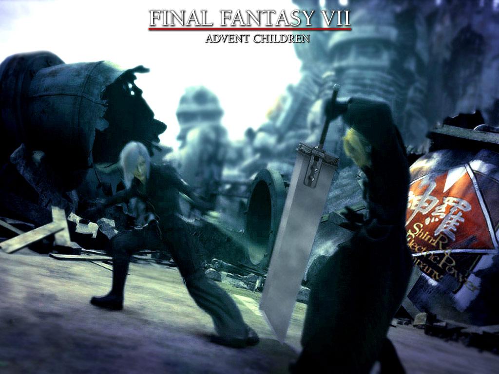 Sekce Wallpapers Final Fantasy BonusWeb 1024x768