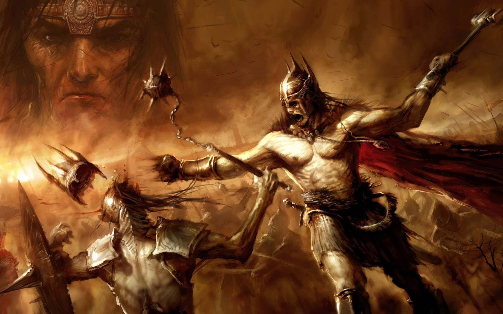 Age of Conan wallpaper 9358 1680x1050