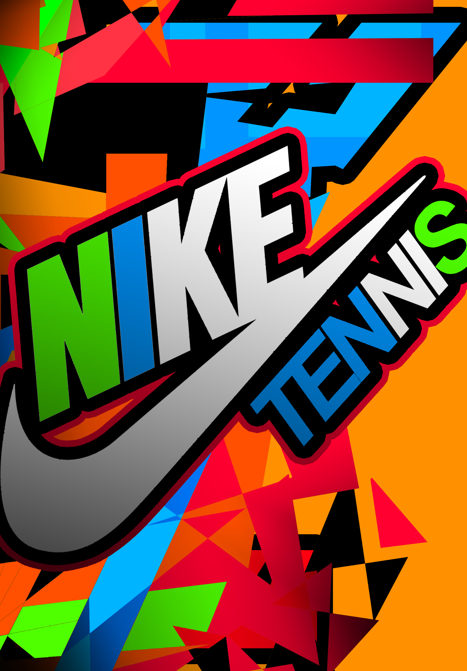 nike tennis wallpaper by thenakedgun52 customization wallpaper iphone 1914x2748