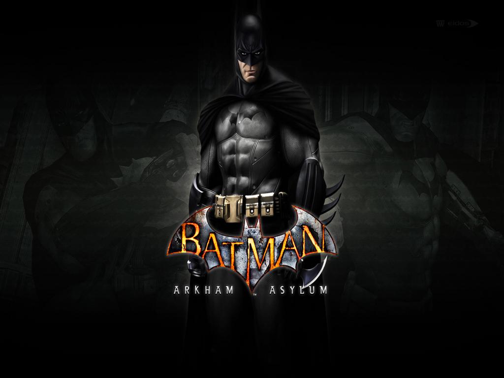 Batman Arkham Asylum wallpaper 10 WallpapersBQ 1024x768