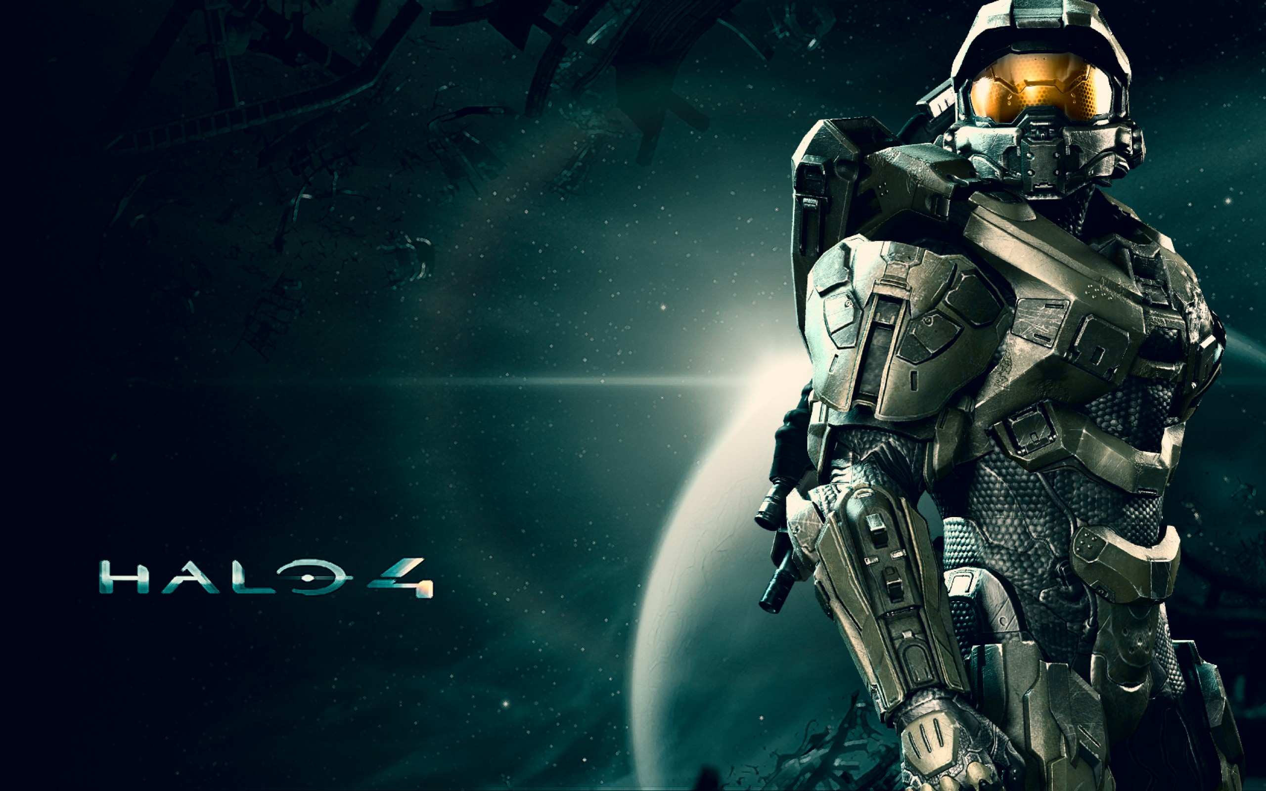 Halo Wallpaper HD download Wallpapers Backgrounds Images Art 2560x1600