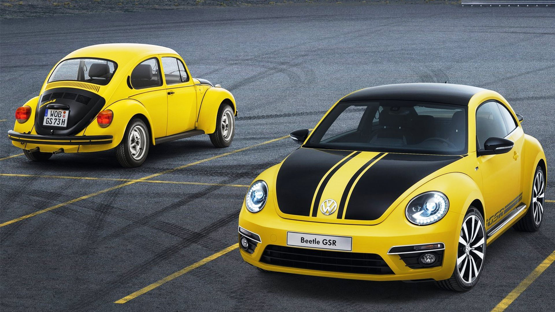 2013 Volkswagen Beetle GSR Wallpaper HD   Freak Wheel 1920x1080
