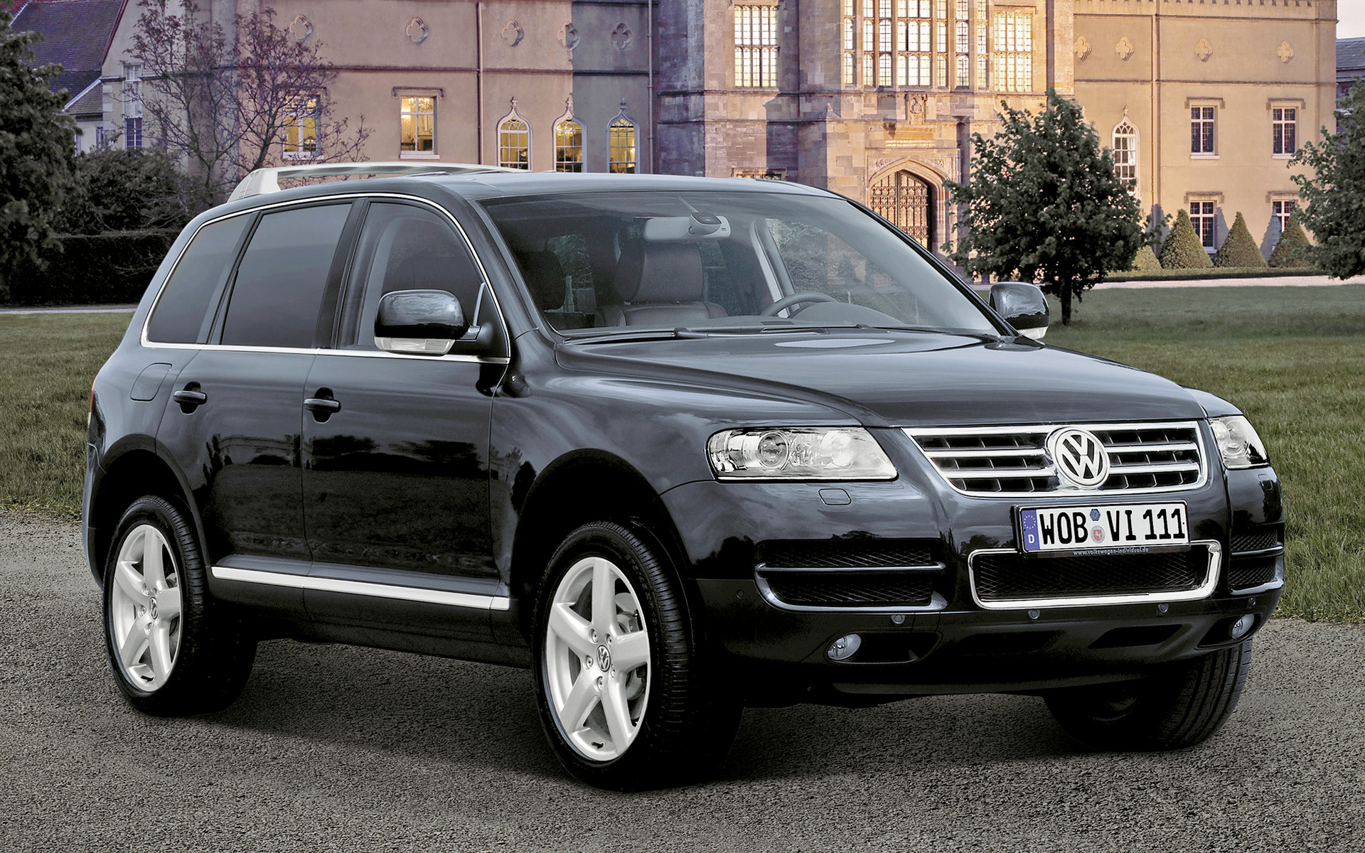 2005 Volkswagen Touareg W12 Executive   Wallpapers and HD Images 1920x1200
