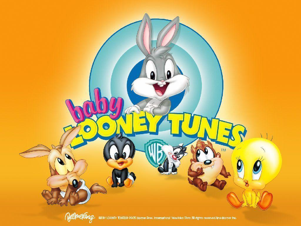 Baby Looney Tunes Wallpapers 1024x768