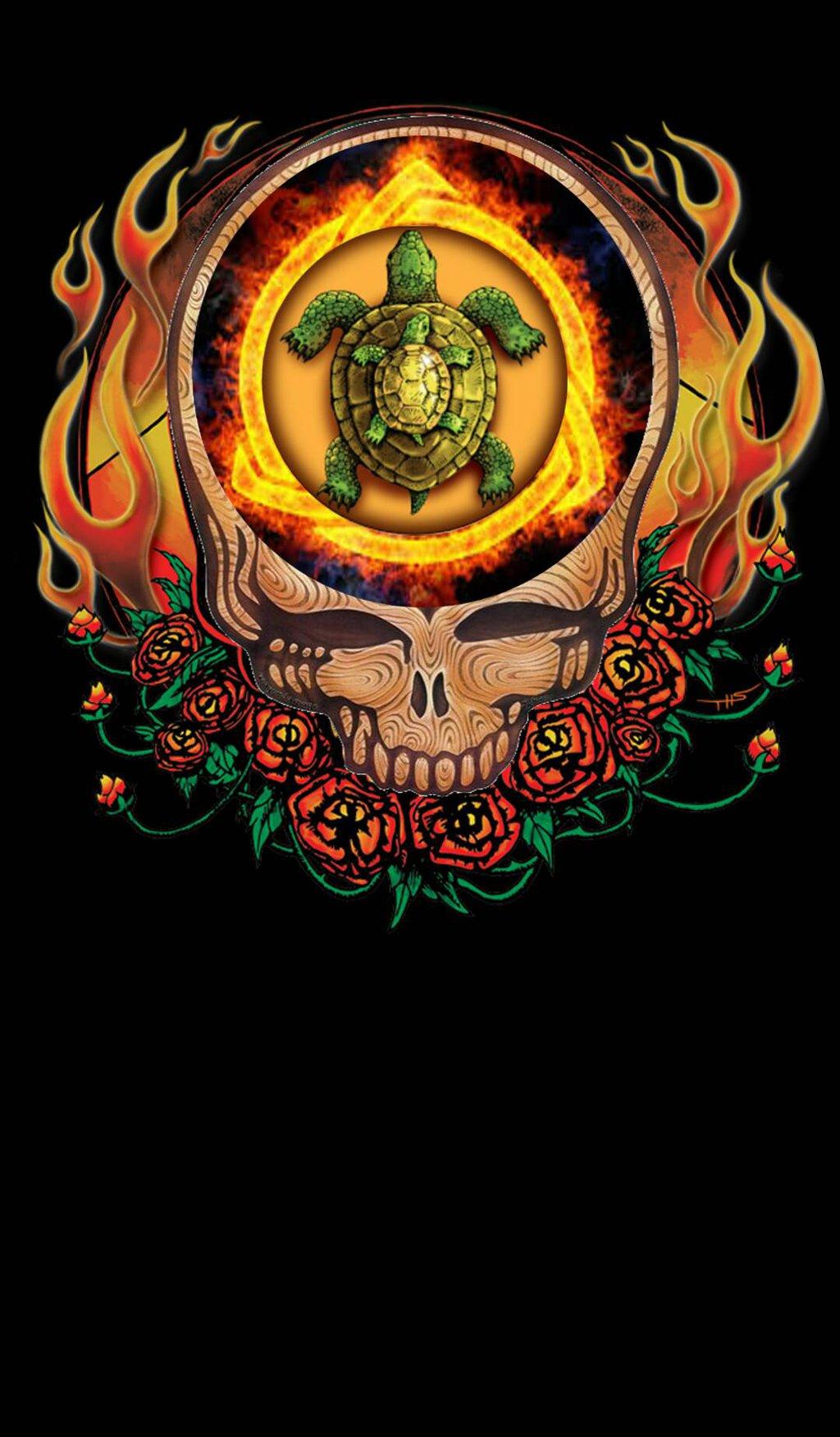 Grateful Dead Wallpaper For Android 1024x1751   Grateful Dead 1024x1751