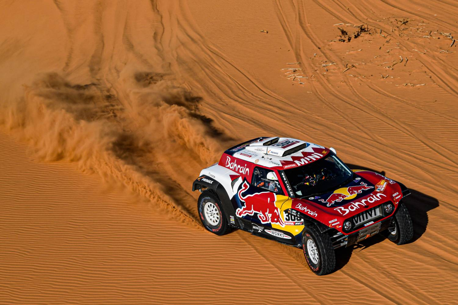 Dakar Rally 2020 Stage 7 daily report and results 1500x1000