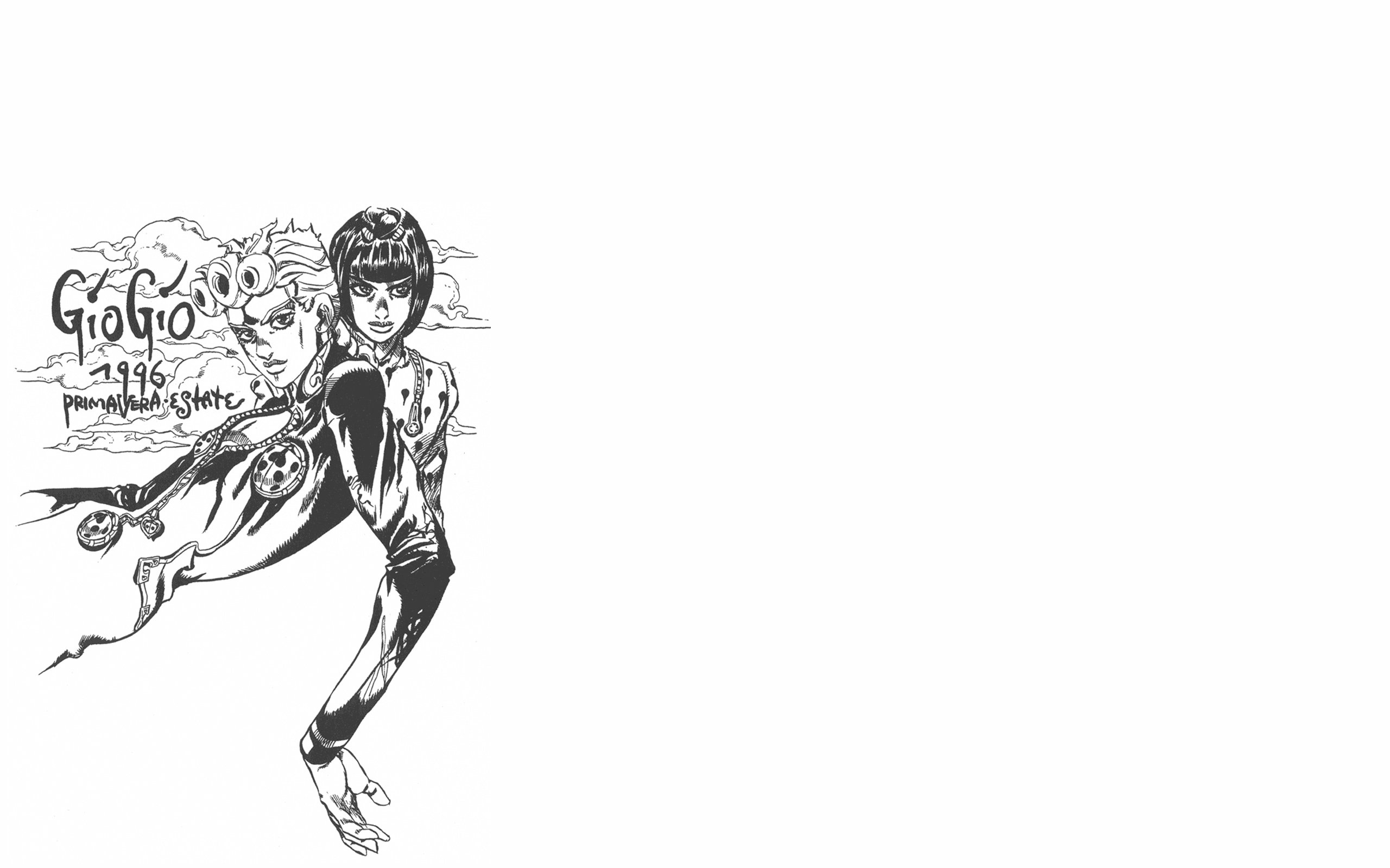 JoJo Wallpapers Part 5 Some Vento Aureo Pun   Album on Imgur 2560x1600