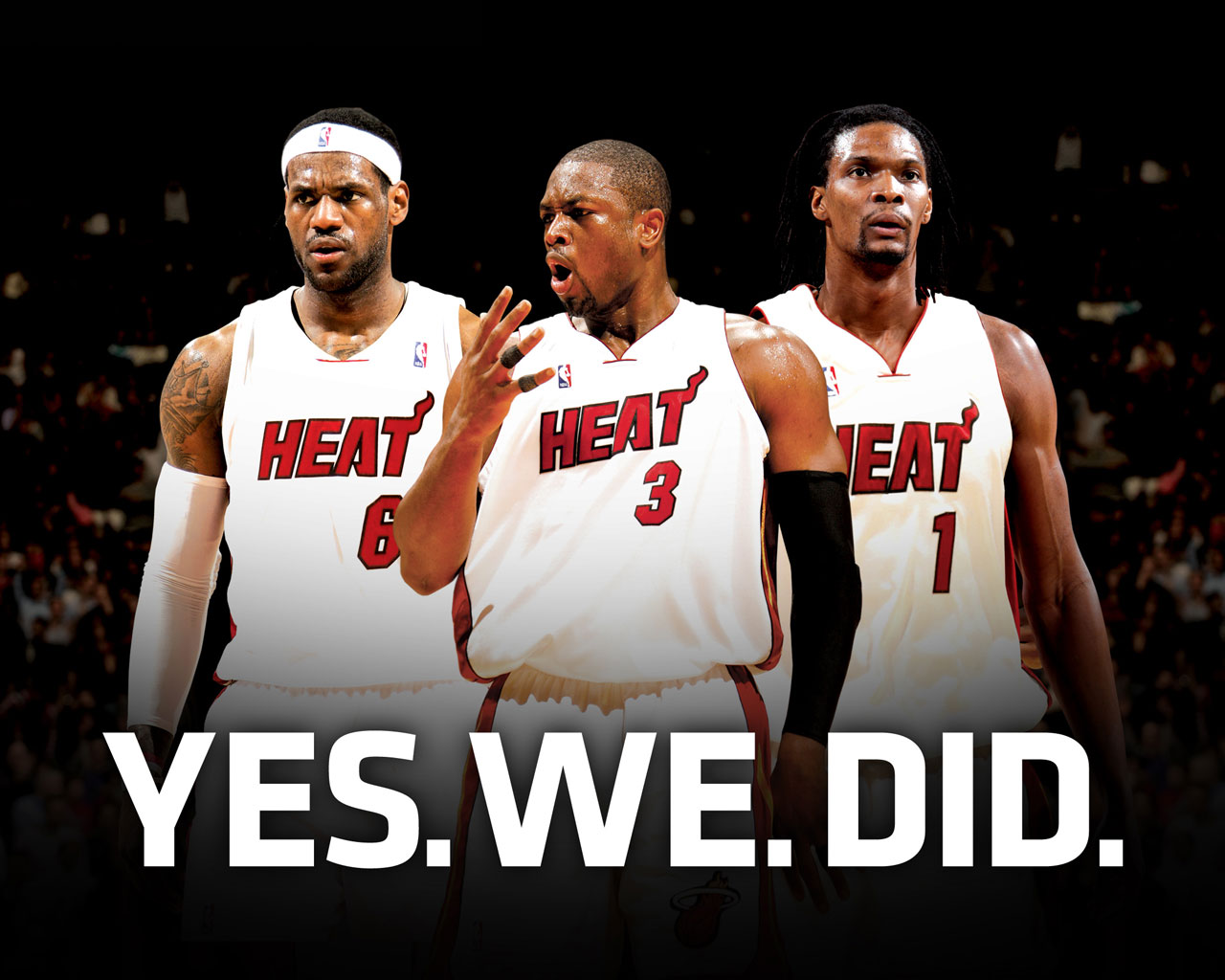 Yes We Did Miami Heat Desktop Wallpaperjpg 1280x1024