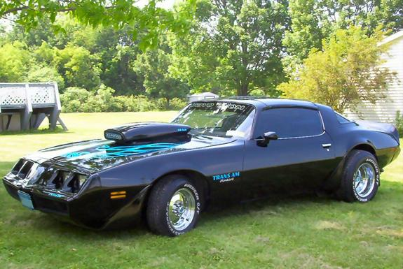 Related Pictures 1979 pontiac firebird trans am 10th anniversary ed 575x385