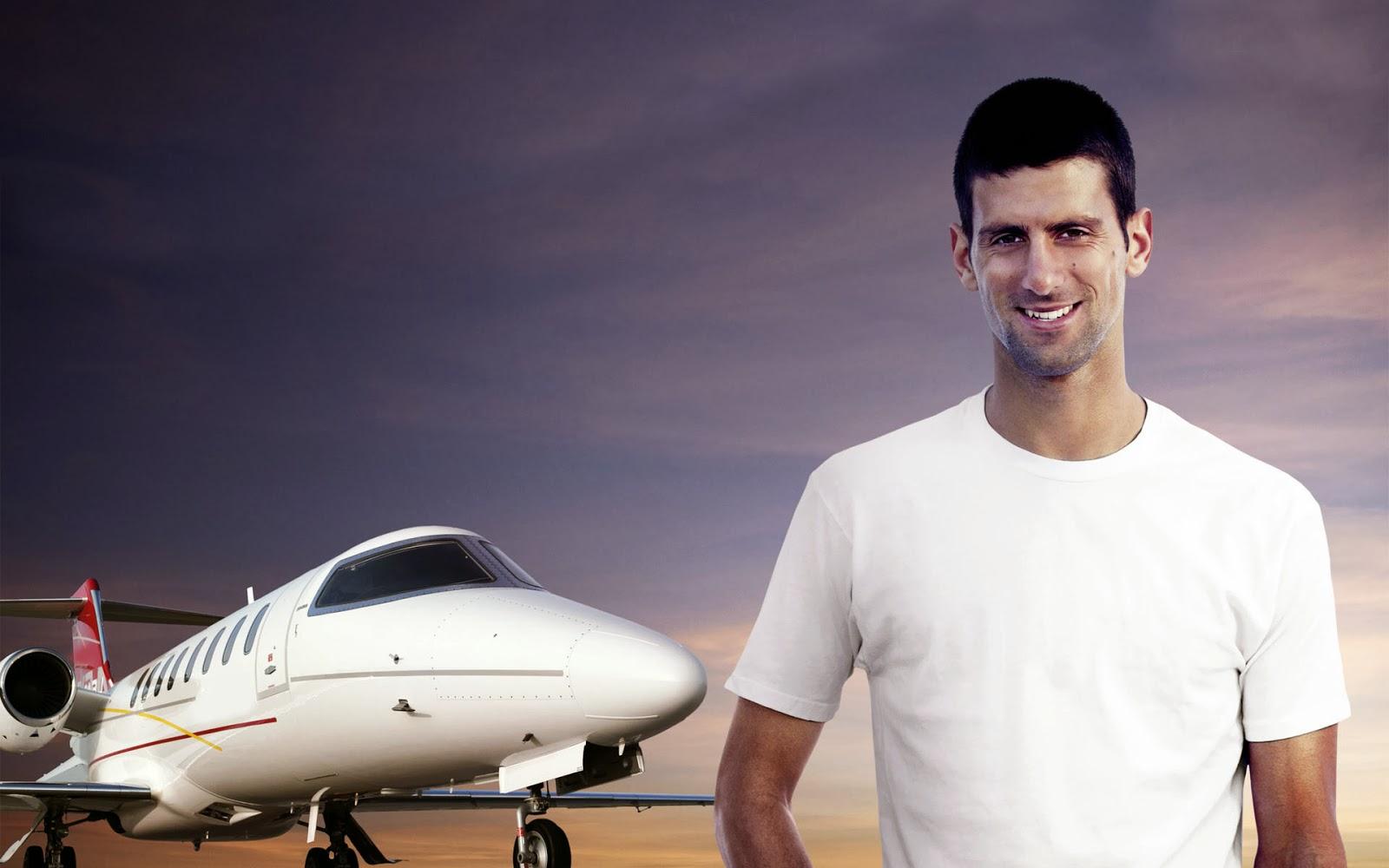 Novak Djokovic Beautiful New HD Wallpapers 2014 3D Tennis Wallpaper 1600x1000
