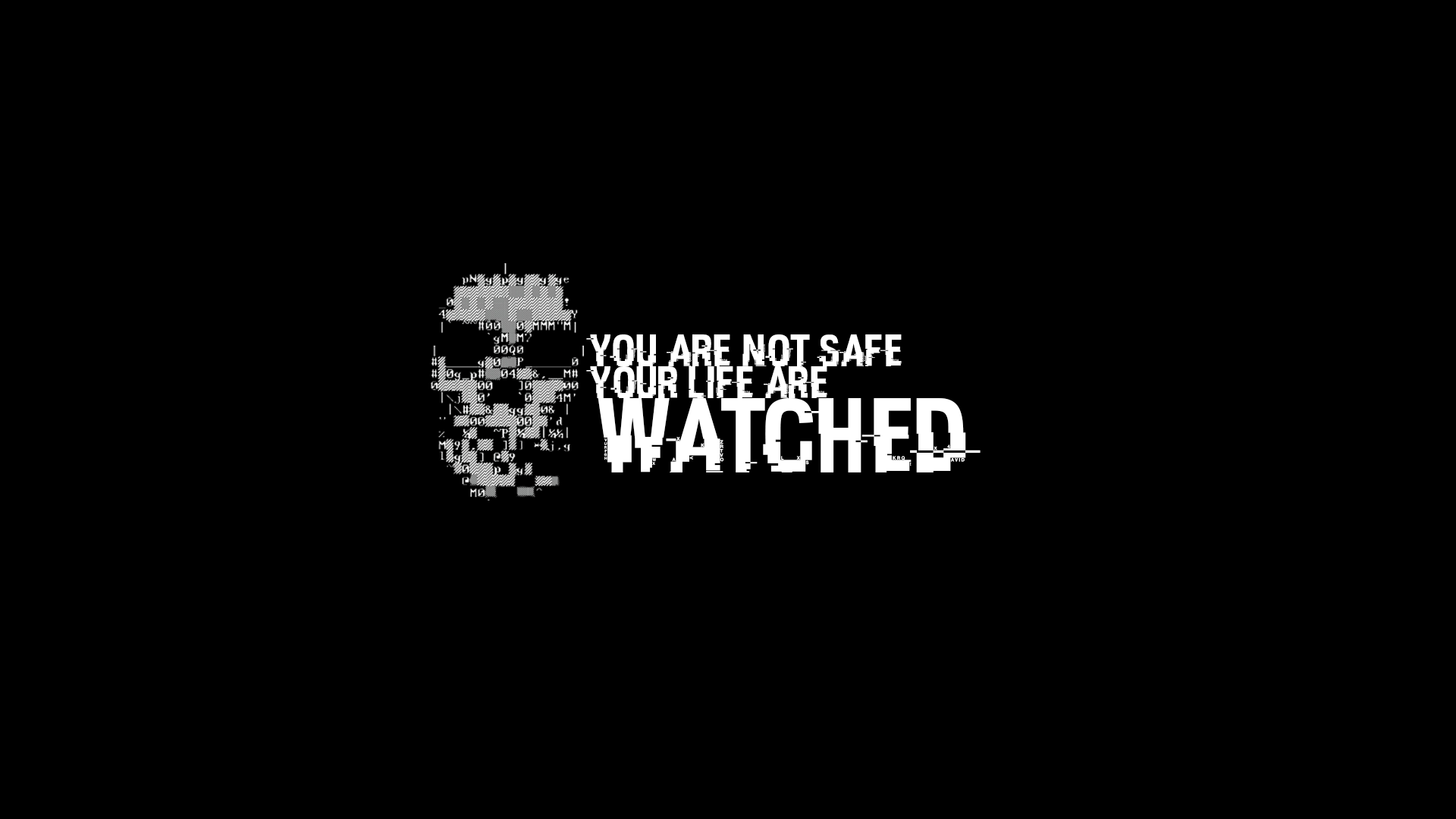 DedSec wallpaper watch dogs by tomlubin 1920x1080