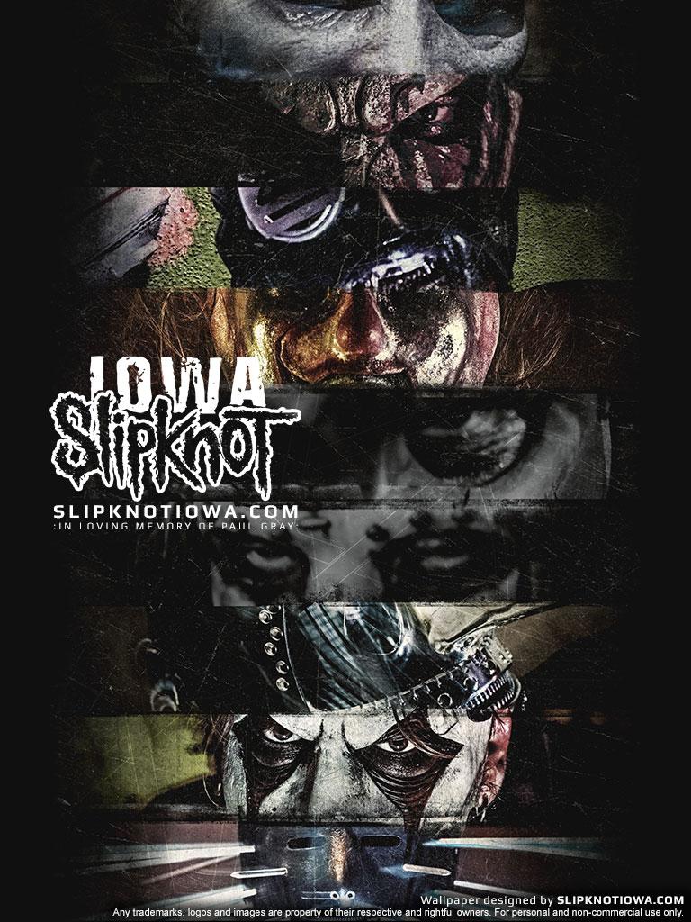 Slipknot Wallpapers   SlipknotIowacom   SlipknotIowacom 768x1024