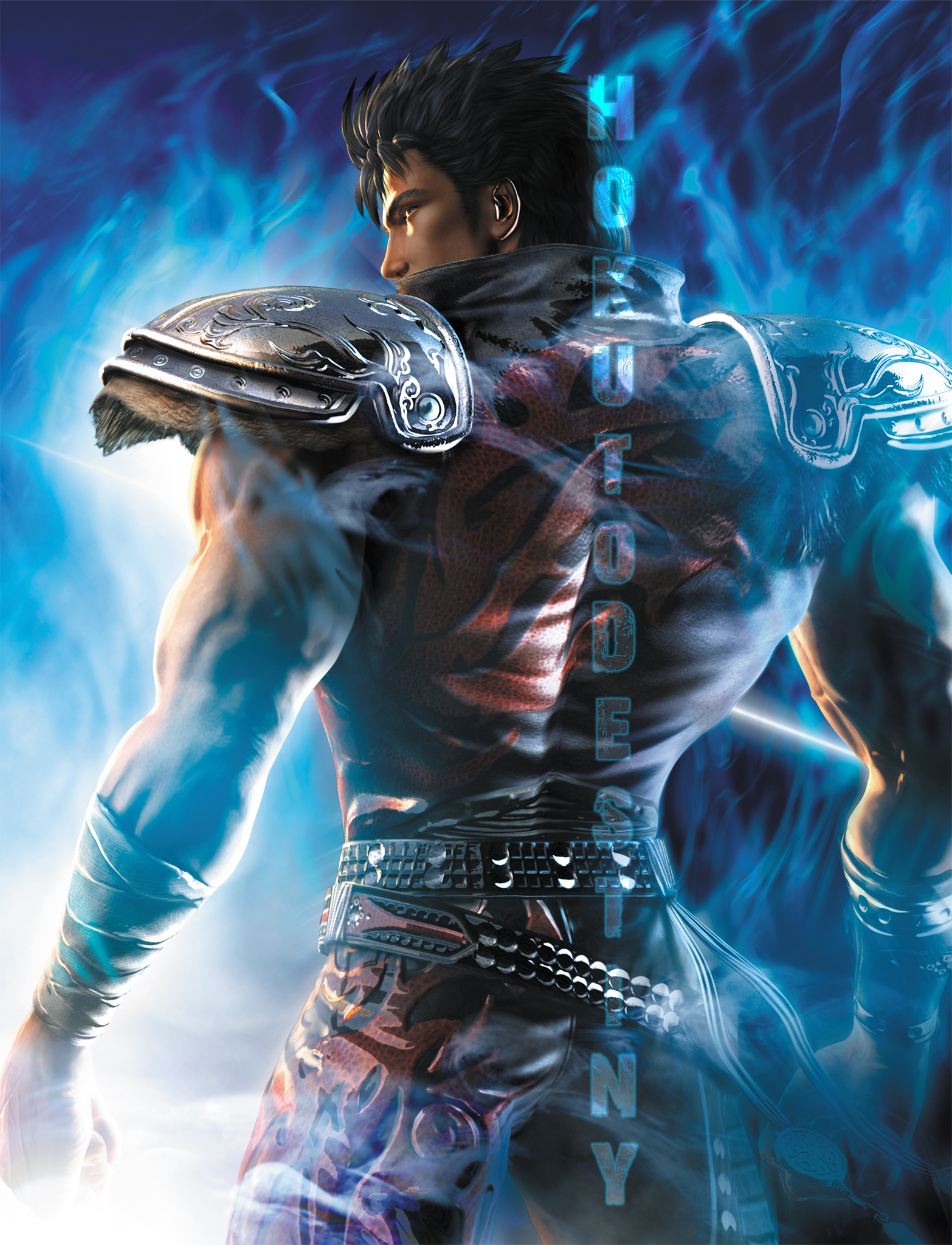 SHOCK Downloads Hokuto Musou   Fist of the North Star Kens Rage 1566x2048