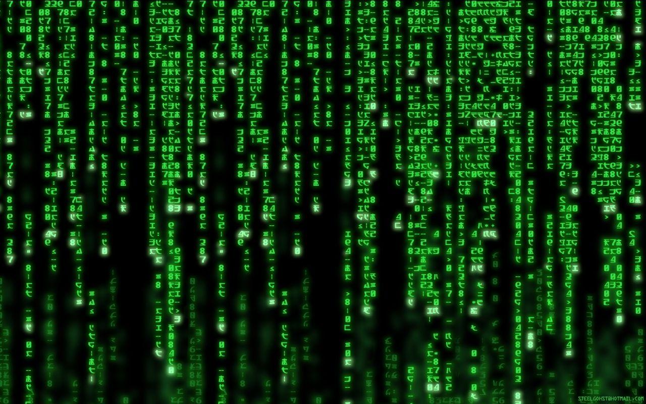 matrix wallpaper code matrix The Matrix 16349 1280x800