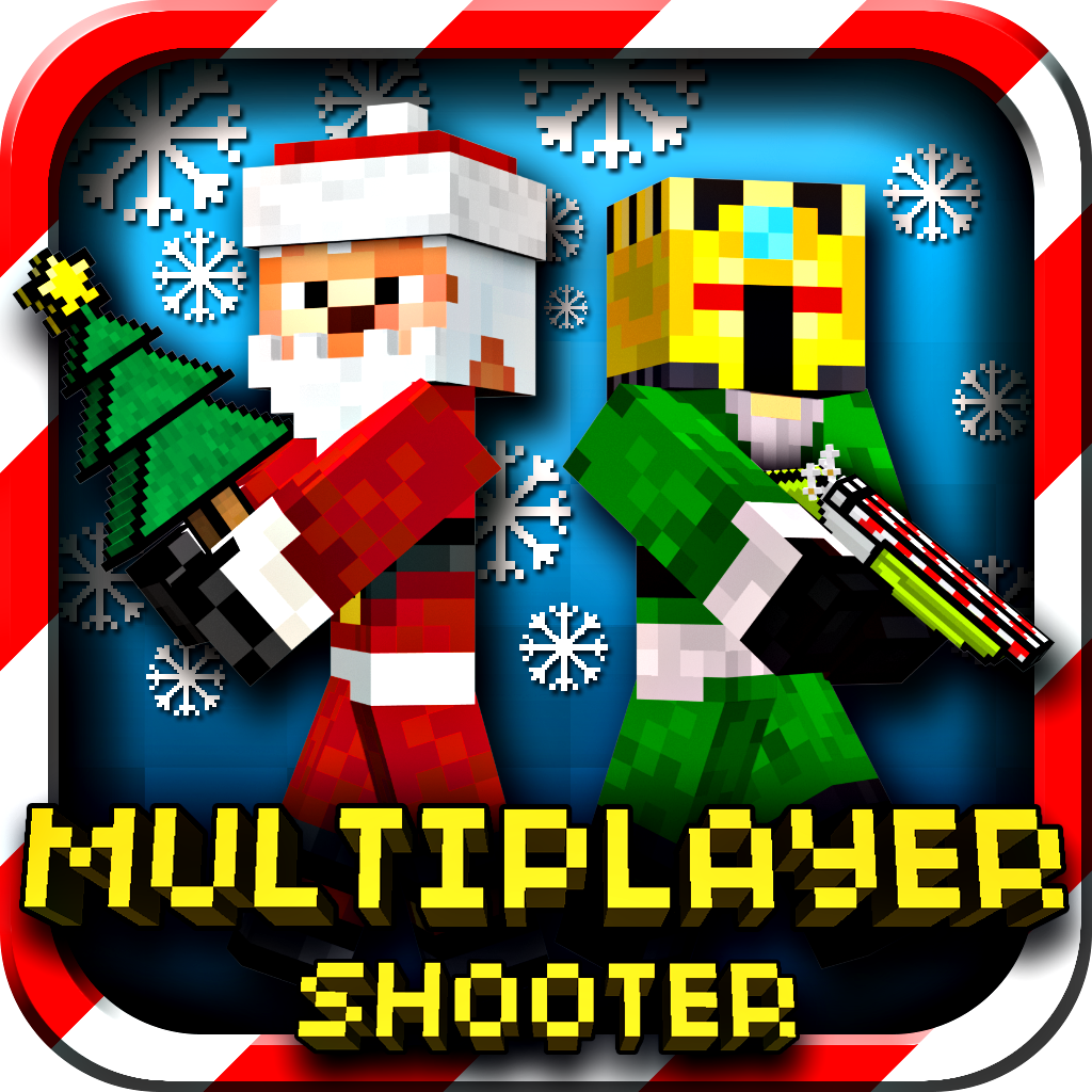 pixel gun 3d multiplayer shooter game with pc minecraft hd wallpapers 1024x1024