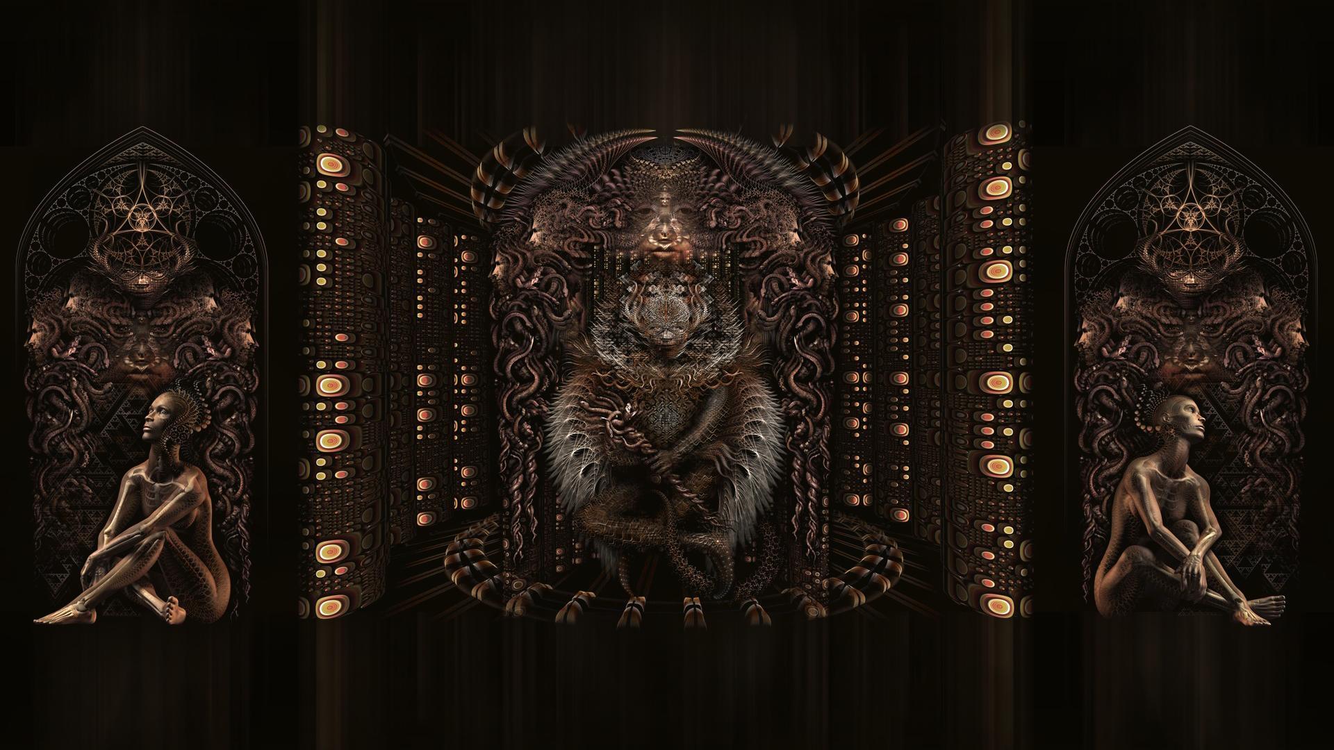 Koloss   Meshuggah Album Art [1920 x 1080] pikdit 1920x1080
