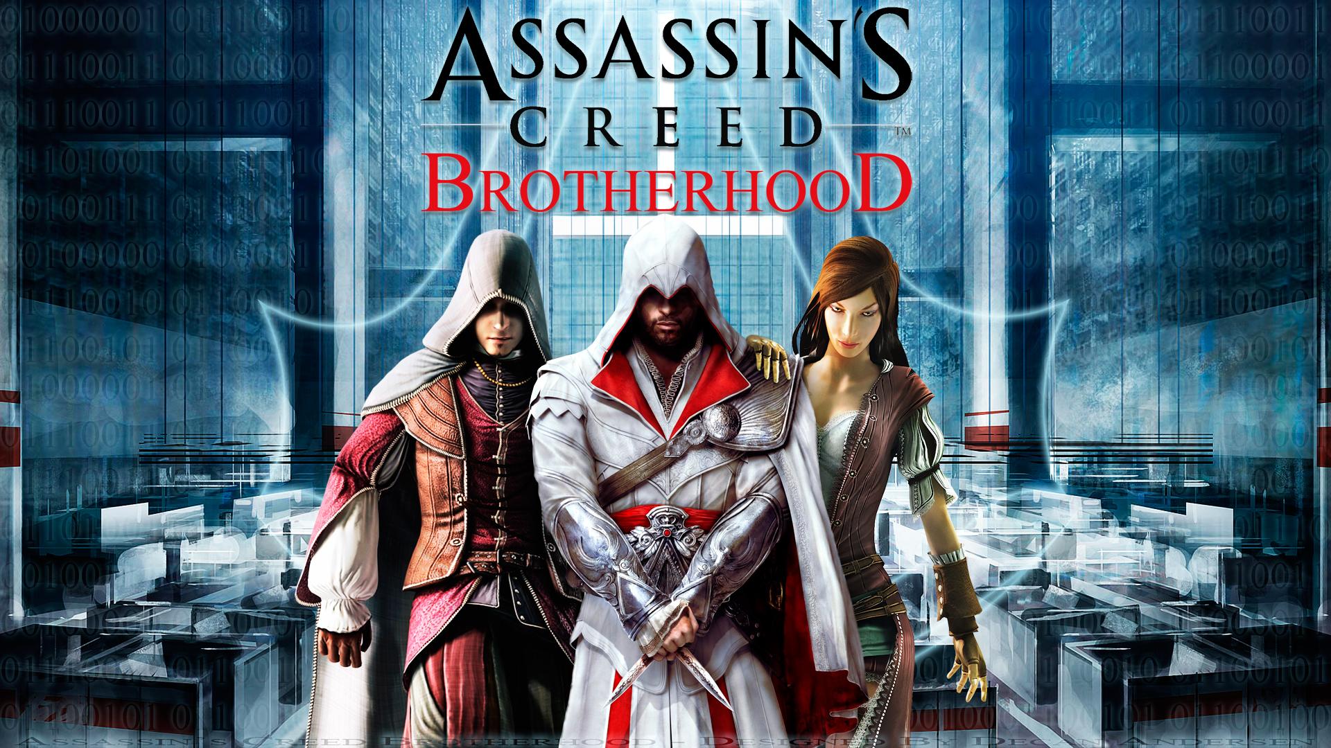 Assassins Creed Brotherhood wallpaper   278337 1920x1080