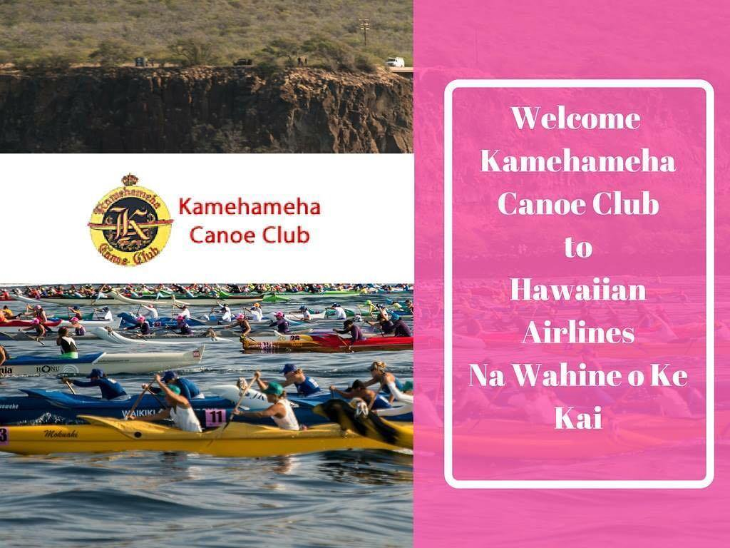 Na Wahine O Ke Kai on Twitter Welcome Kamehameha Canoe Club Hilo 1024x768