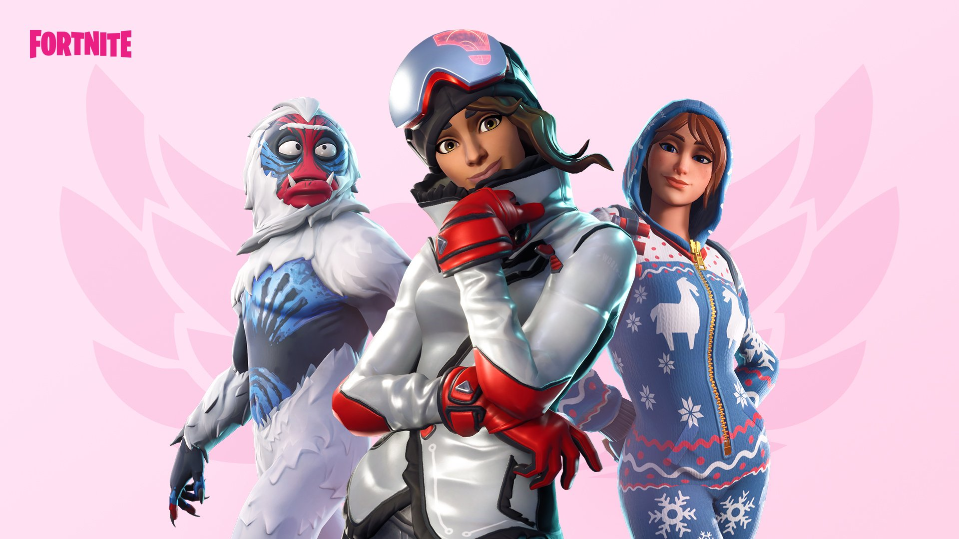 Fortnite Share the Love event adds Overtime Challenges more 1920x1080