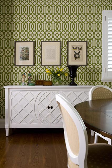 Imperial Trellis Wallpaper from Layla Grayce 460roll 425x640