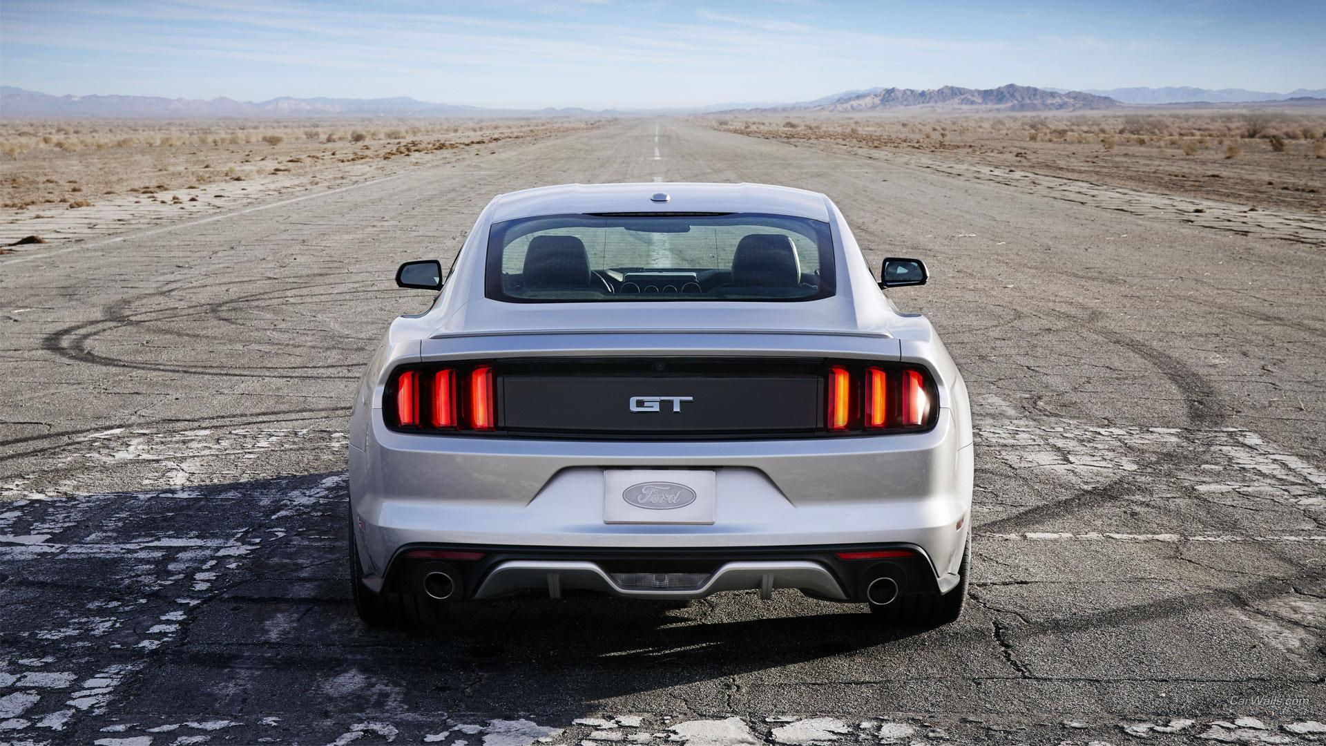 2015 Ford Mustang GT Computer Wallpapers Desktop Backgrounds 1920x1080