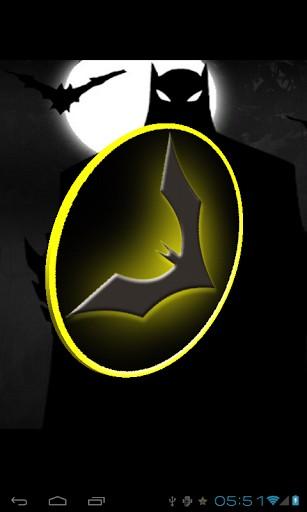 307x512px Batman Live Wallpaper Android Wallpapersafari