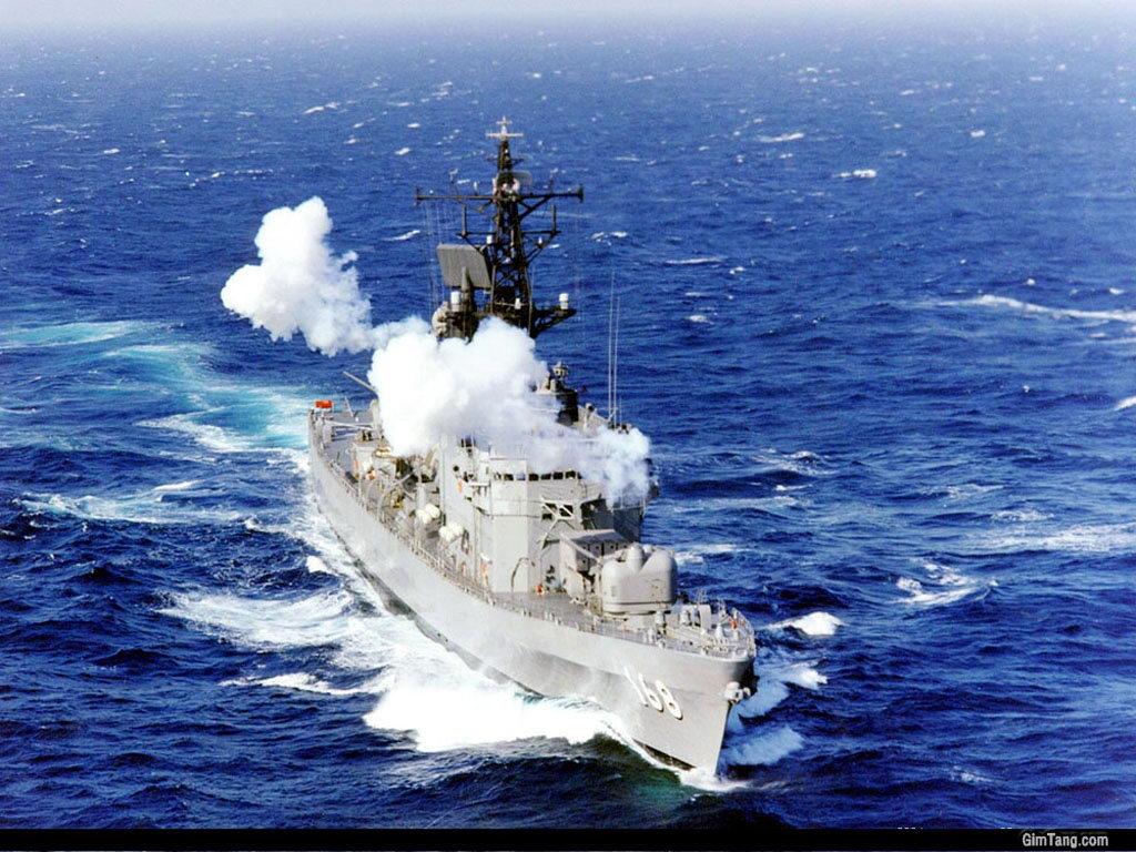 Navy Ships Wallpaper 1024x768