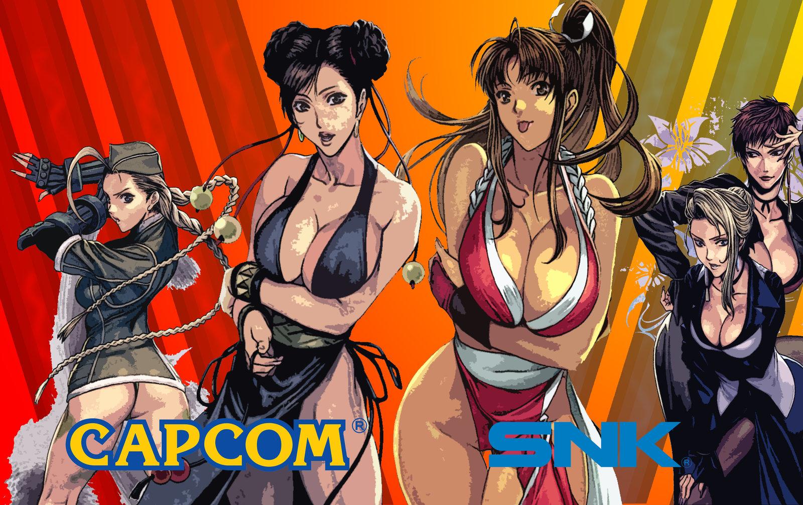 Free Download Downloadsscreenpacks Capcom Vs Snk Capcom Vs Snk 2