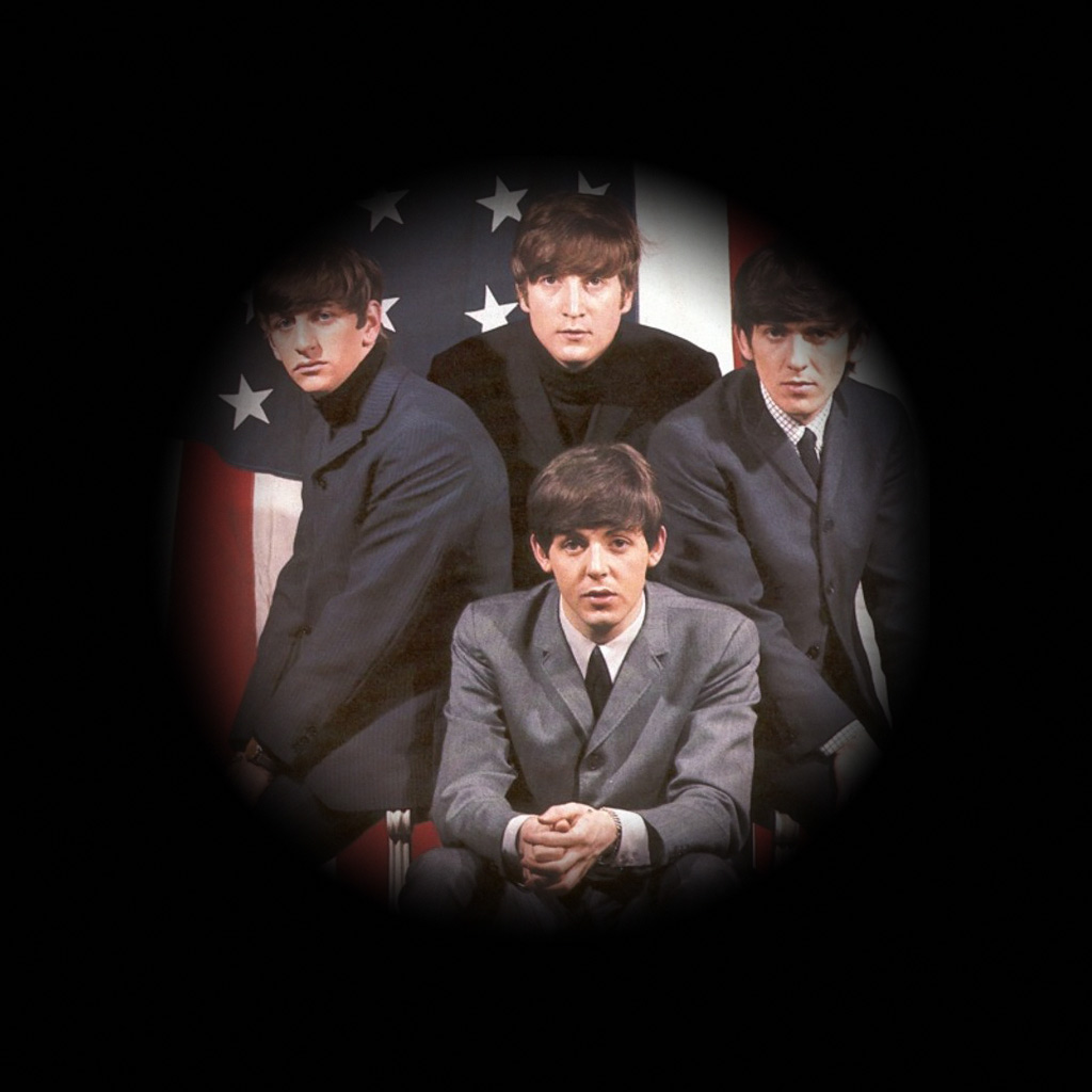 The Beatles Ipad Wallpaper 1024x1024