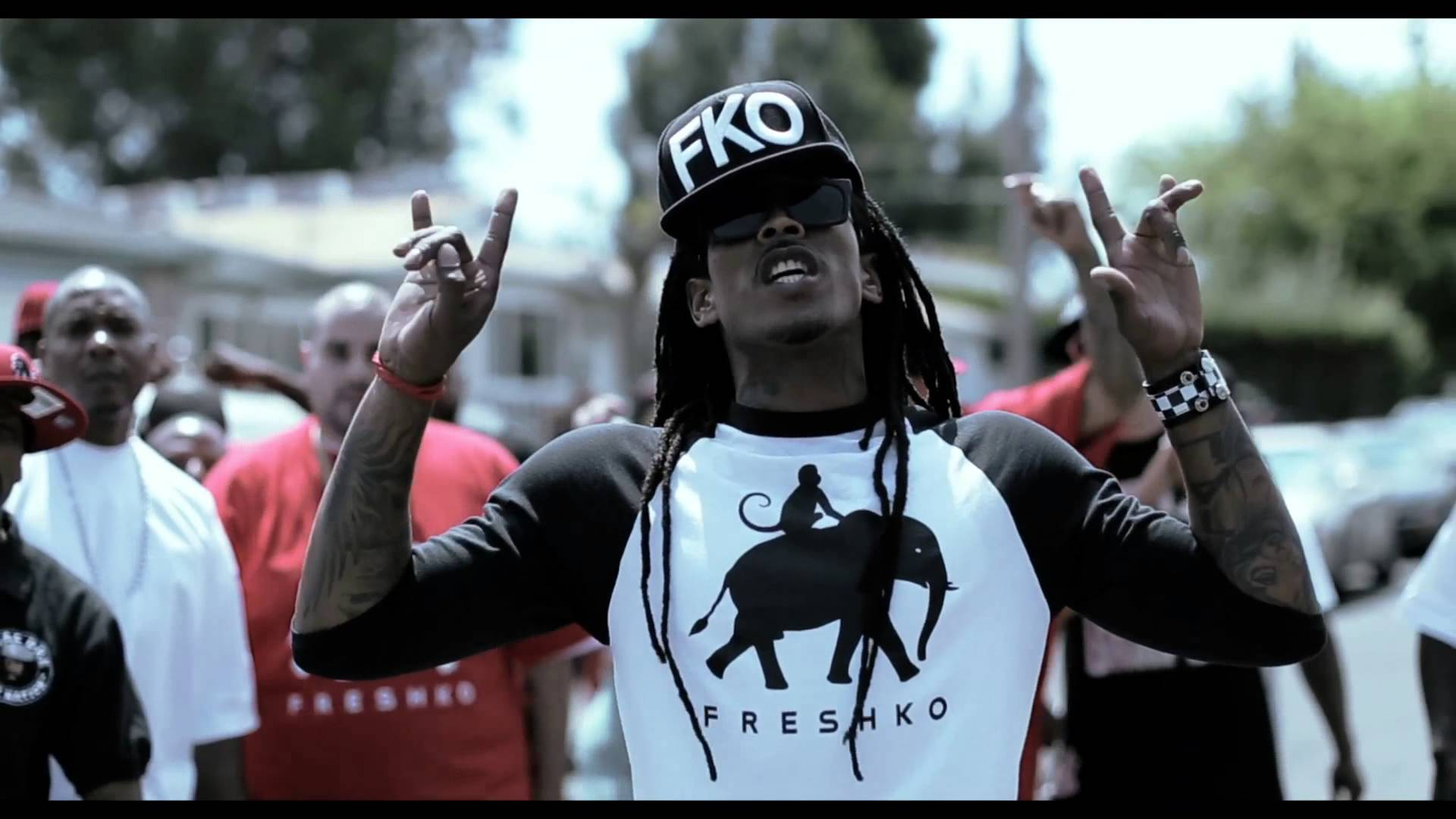 BERNER FT YOUNG THUG YG AND VITAL ALL IN THE DAY FLYHEIGHT 1920x1080