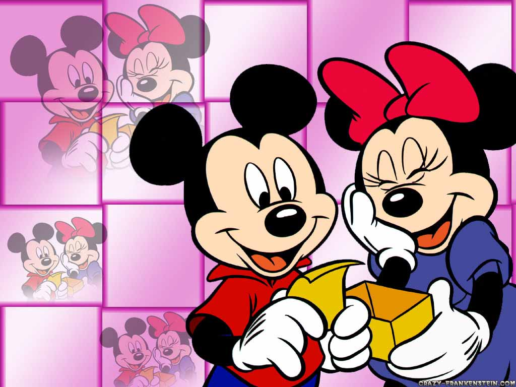 Mickey and Minnie Mouse Wallpapers Hd Wallpapers 2u 1024x768