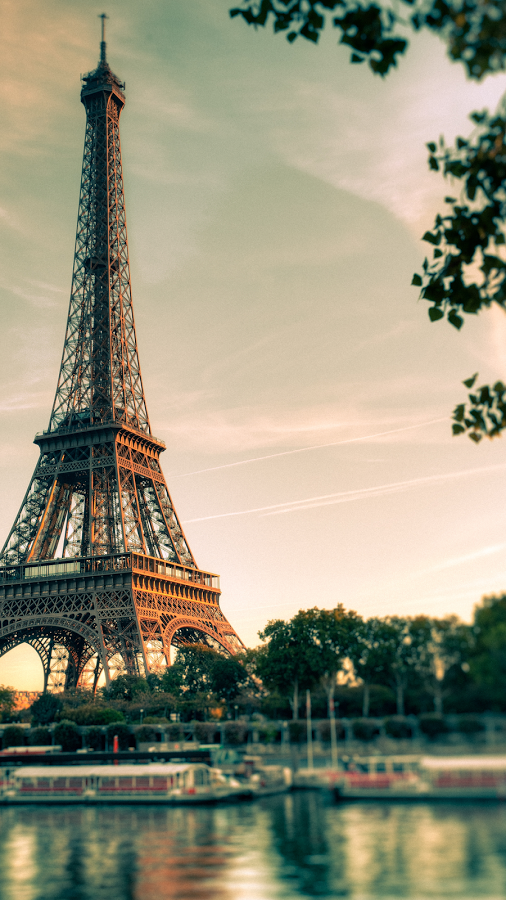 Paris Wallpapers for Chat Android Apps