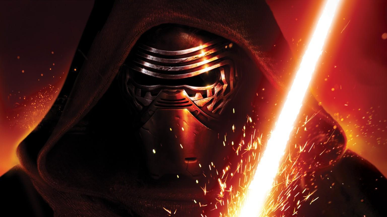 Kylo Ren The Force Awakens Wallpapers HD 1536x864