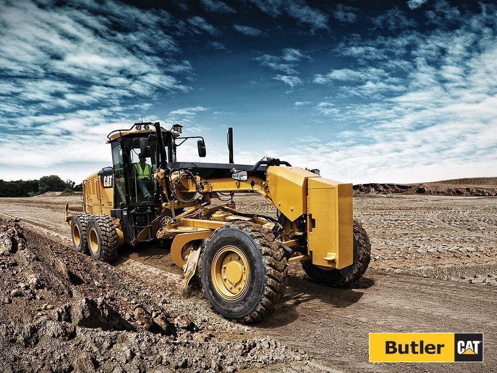 Caterpillar Equipment Wallpapers 1024x768
