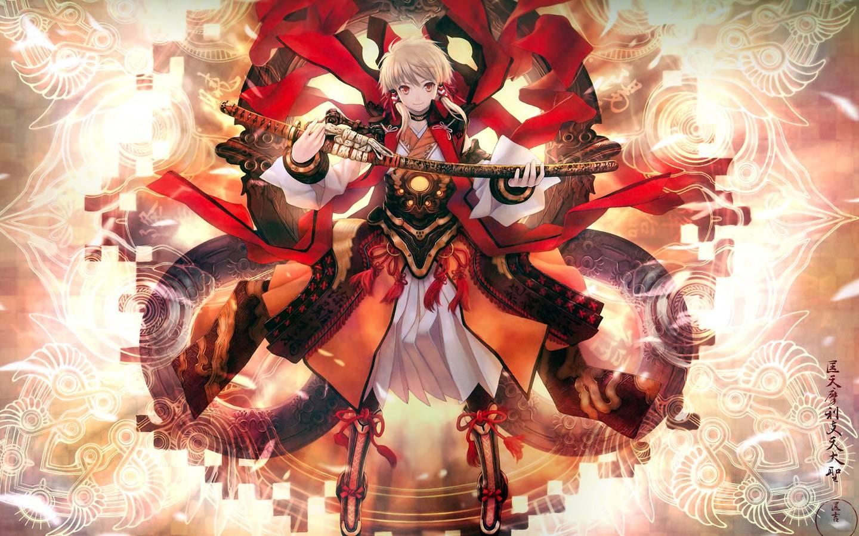 samurai girl samurai girl 1440x900