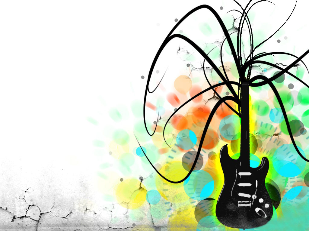 Electric Guitar Wallpapers For Desktop 3761 Hd Wallpapers in Music 1024x768