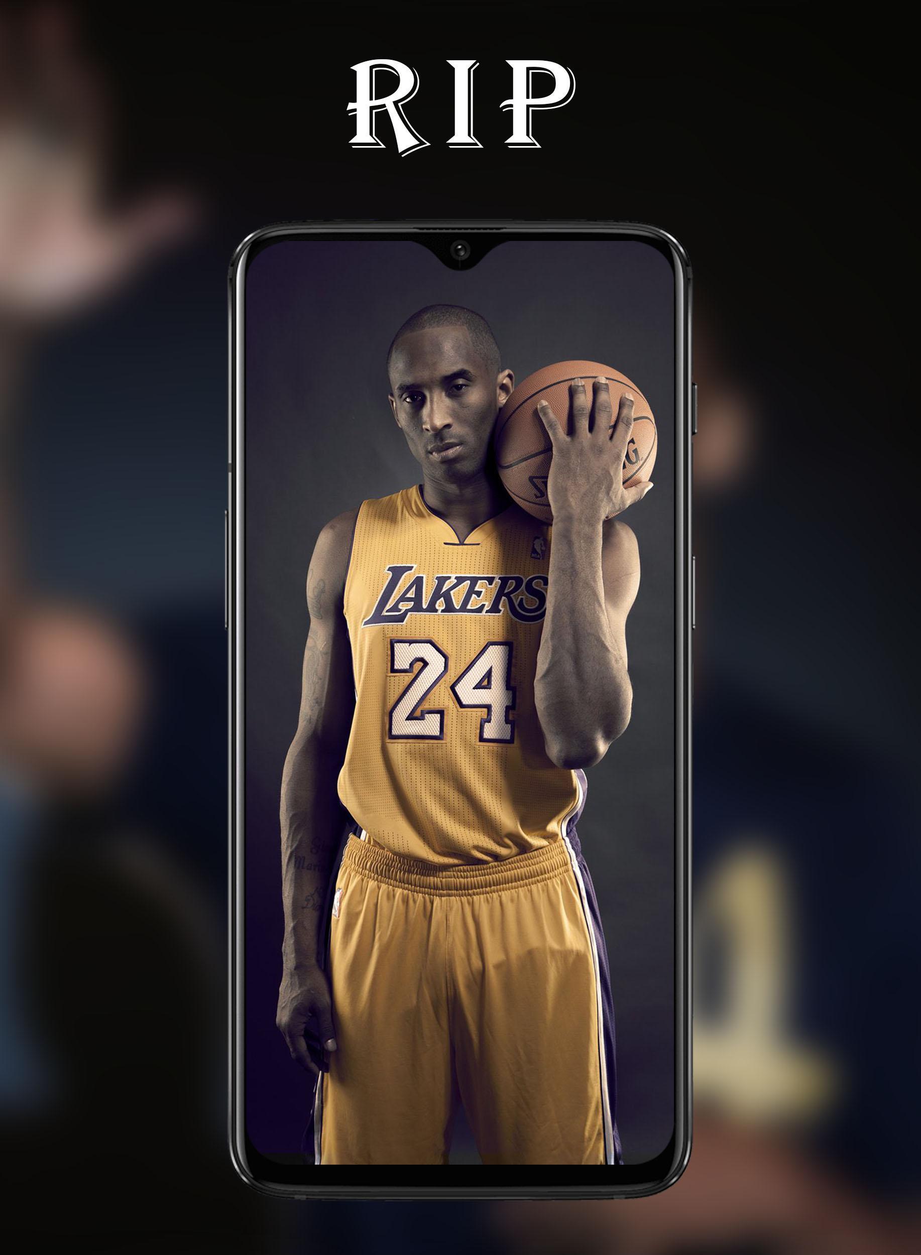 RIP Kobe Bryant 4k wallpaper for Android   APK Download 1834x2500